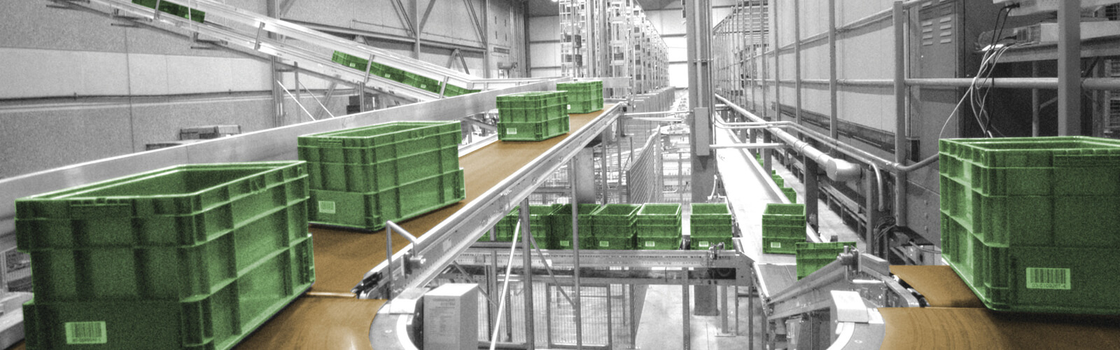 ops design banner-conveyor-belt-with-crates supply chain solutions